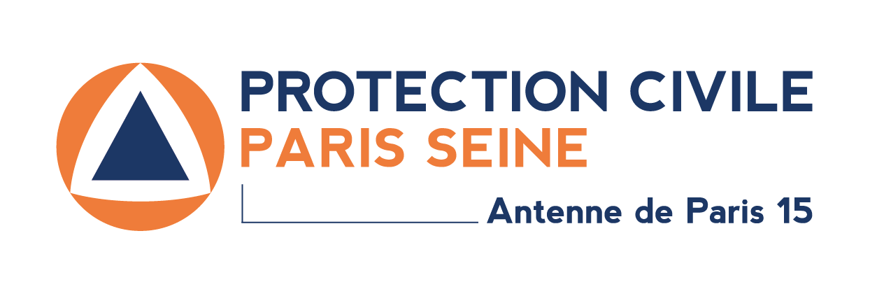 Logo Protection Civile Paris 15